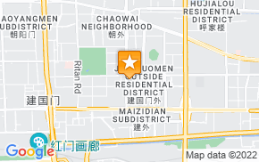 Отель Beijing Chinatown Business Hotel на карте мира