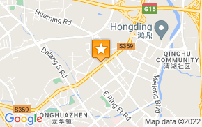 Отель 7 Days Inn Shenzhen Longhua Qinghu Subway Branch на карте мира