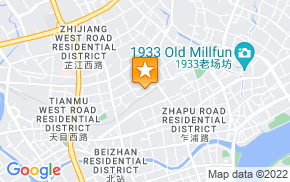 Отель 7 Days Inn Shanghai Baoshan Road Subway Station Branch на карте мира