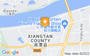 Отель 7days Inn Xiangtan Yisu River Baishi Square Branch на карте мира