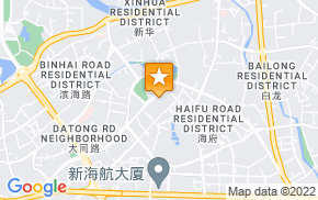 Отель Haikou Private Enjoyment Apartment на карте мира