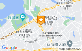 Отель Jiahe Hotel Longhua District на карте мира