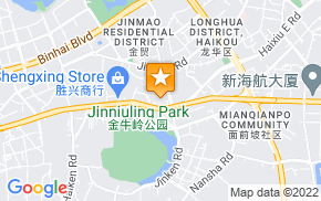 Отель Home Inn Haikou Jinniuling на карте мира