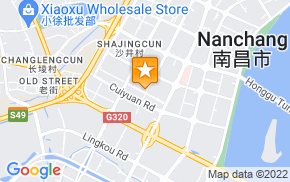 Отель 7days Inn Nanchang Honggutan International Convention & Exhibition Central на карте мира