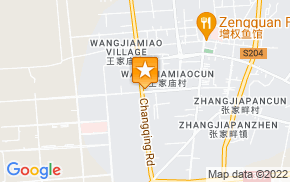 Отель 7days Inn Jingbian Minsheng Road Bus Station на карте мира