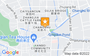 Отель 7days Inn Changshu Jinshajiang Road Government на карте мира