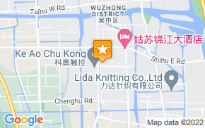Отель 7 Days Inn Suzhou Wuzhong Subway Station на карте мира