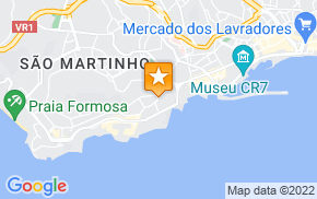 Отель Apartment Funchal на карте мира