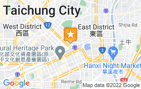 Отель Chance Hotel Taichung City на карте мира