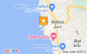 Отель Byblos Fishing Club Guesthouse на карте мира