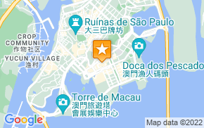 Отель Holiday Inn Macau на карте мира
