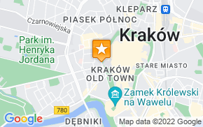 Отель Trzy Kafki Private Rooms на карте мира