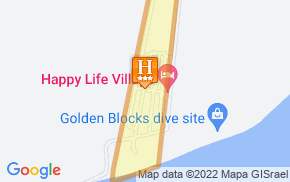Отель Happy Life Village Dahab 3* на карте мира