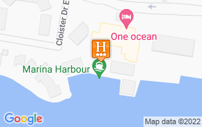 Отель Paradise Harbour Club & Marina 3* на карте мира