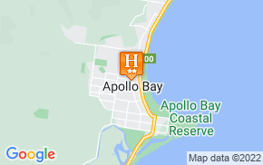 Отель Apollo Bay Backpackers Lodge 2* на карте мира