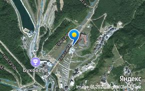 Отель Radisson Blu Resort Bukovel / Отель Radisson Blu Resort, Bukovel 4* на карте мира
