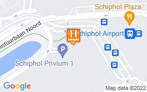 Отель Sheraton Amsterdam Airport Hotel and Conference Center 5* на карте мира