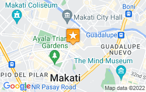 Отель Citadel Inn Makati(1 Bedroom) на карте мира