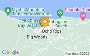 Отель Apartment Ocho Rios на карте мира