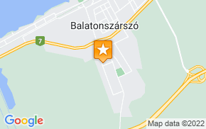 Отель Apartment Balatonszarszo 3 на карте мира