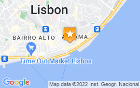 Отель Alfama - Sé Cathedral | Lisbon Cheese & Wine Apartments на карте мира
