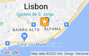 Отель Costa do Castelo на карте мира