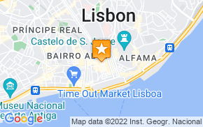 Отель Lisbon Downtown Lovers Aurea 203 Apartments на карте мира