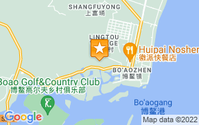 Отель Boao Dao Ji Health Resort на карте мира