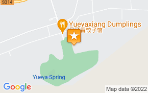 Отель Dunhuang Brother Ge Inn на карте мира