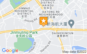 Отель Jiajie Inn Haikou Huaqiao Middle School Branch на карте мира
