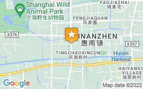 Отель GreenTree Inn Shanghai Wild Zoo DaChuan Freeway Express Hotel на карте мира