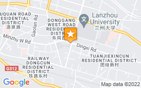 Отель Lanzhou Nv Zhang Gui Youth Hostel на карте мира