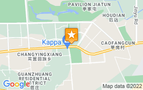 Отель 7Days Inn Beijing Changying Subway Station на карте мира