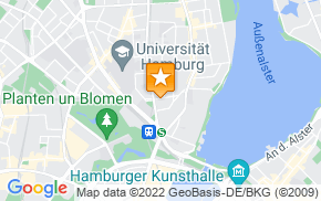 Отель GRAND ELYSEE Hamburg на карте мира