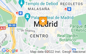 Отель Apartament Sol Espart Confor Center Madrid на карте мира